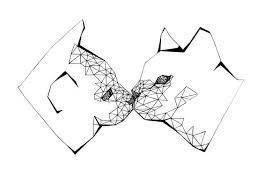 """Résultat de recherche d'images pour """"chat origami etsy"""""""