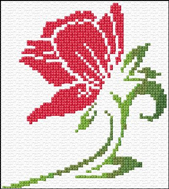 Embroidery Kit 1358