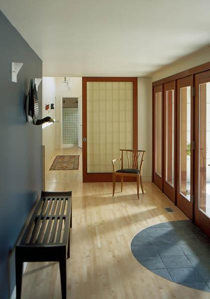 Light Floors Dark Trim Remodeling Pinterest Floors