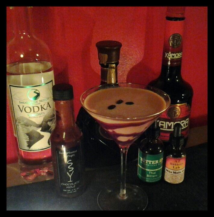 ... martini chocolate chili martini view cocktail chili chocolate sombrero