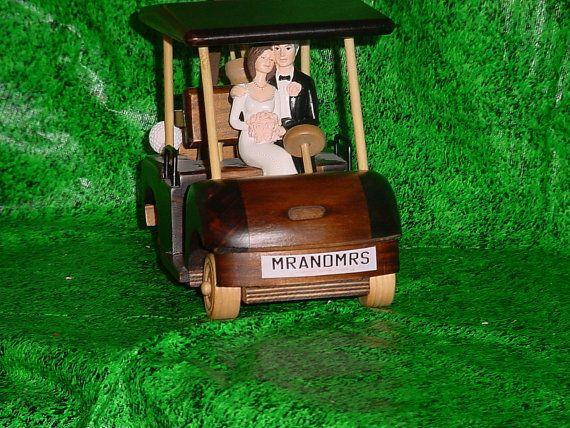 50th Anniversary Golf Cake Topper - Custom Golfing Outdoor Green Themed 19th Hole Golfer Hobby Tee Sports fan Favorite -GG50
