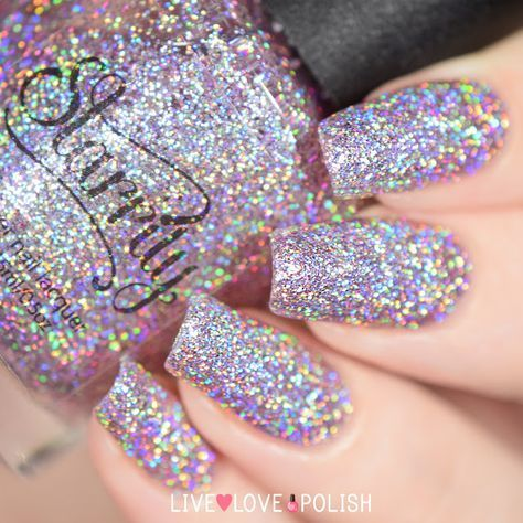 Simply Nailogical: My Cat's first Nail Polish - Menchie the Cat!