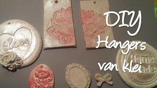bloemen maken met fimo klei dutch - YouTube
