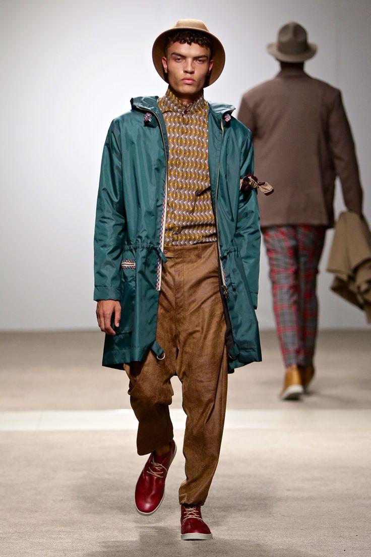 ALC Menswear AW17: Look 19 -- Photo: Simon Deiner at South African Menswear Week