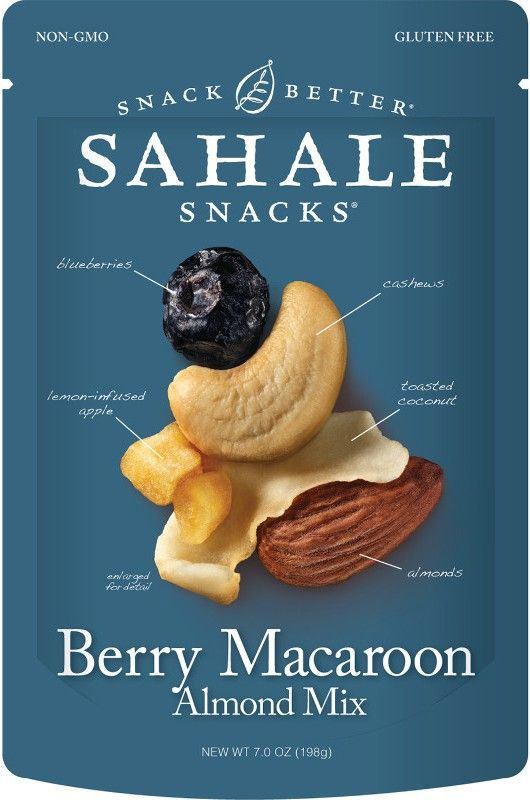 Sahale Snack Berry Macaroon-these are so good!