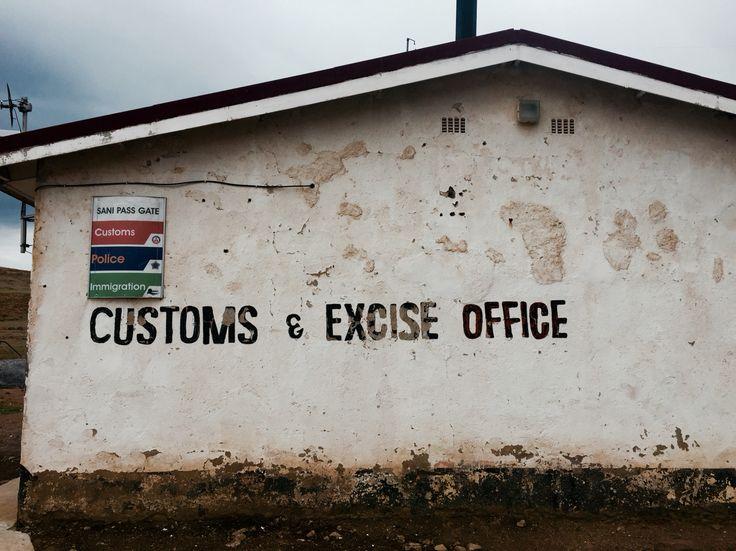 Lesotho border posts
