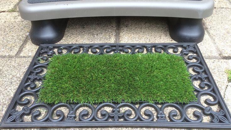 Artificial Grass Spa Mats