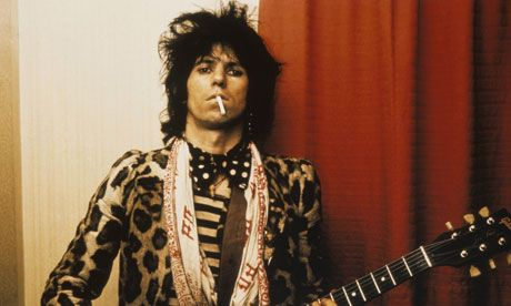 Keith Richards....I mean Keef