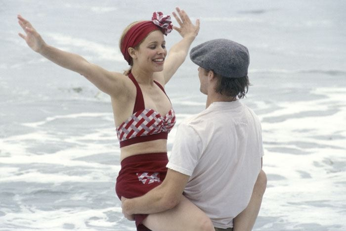 The Notebook. 'Say I'm a bird'