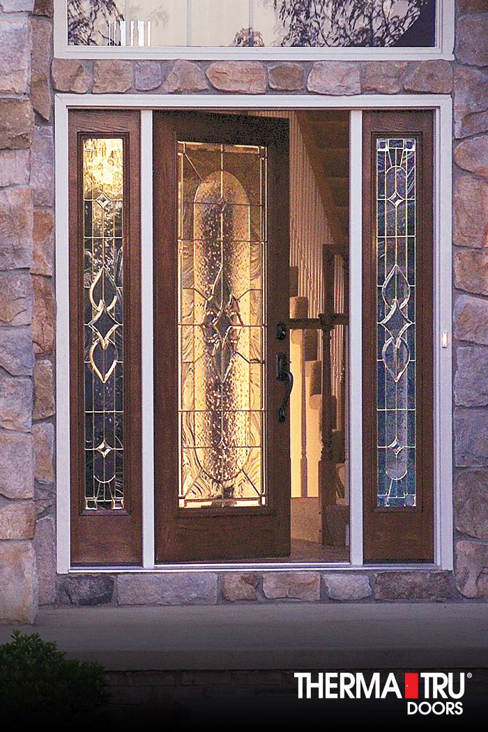 18 best classic craft mahogany collection images on pinterest entrance doors fiberglass entry for Therma tru exterior doors fiberglass