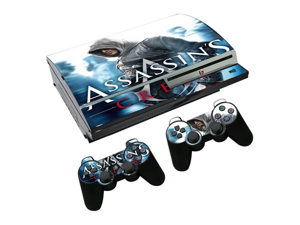 >> Click to Buy << Classical Assassins Creed Skin Sticker For PS3 fat Wrap Cover Controller and Console For Play Station 3 fat For Ps3 fat #Affiliate