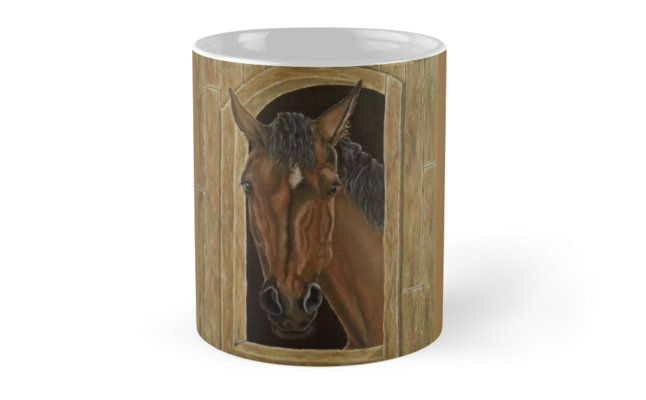 Gifts for animal, horse, lovers, Coffee Mug