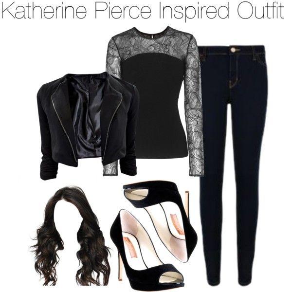 #KatherinePierceStyle