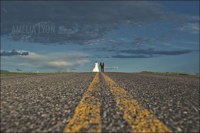 On the road together - Amelia Lyon