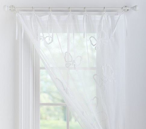 17 Best images about curtains on Pinterest   Best windows, White ...