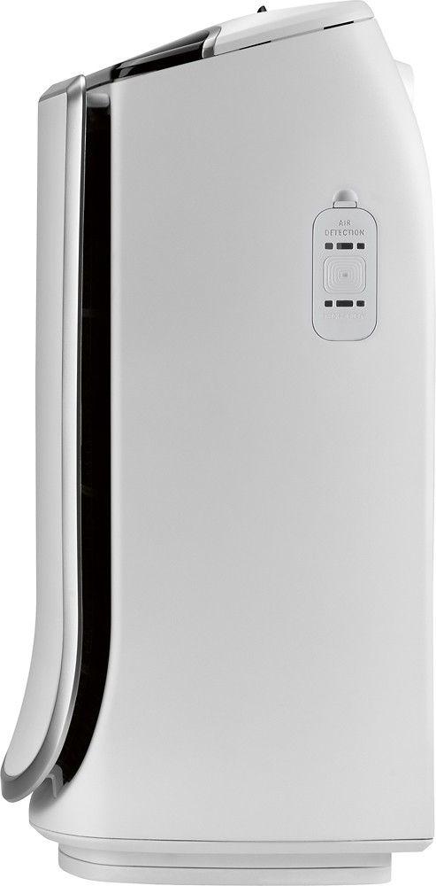 Rowenta - Intense Pure Air Console Air Purifier - White - AlternateView12 Zoom
