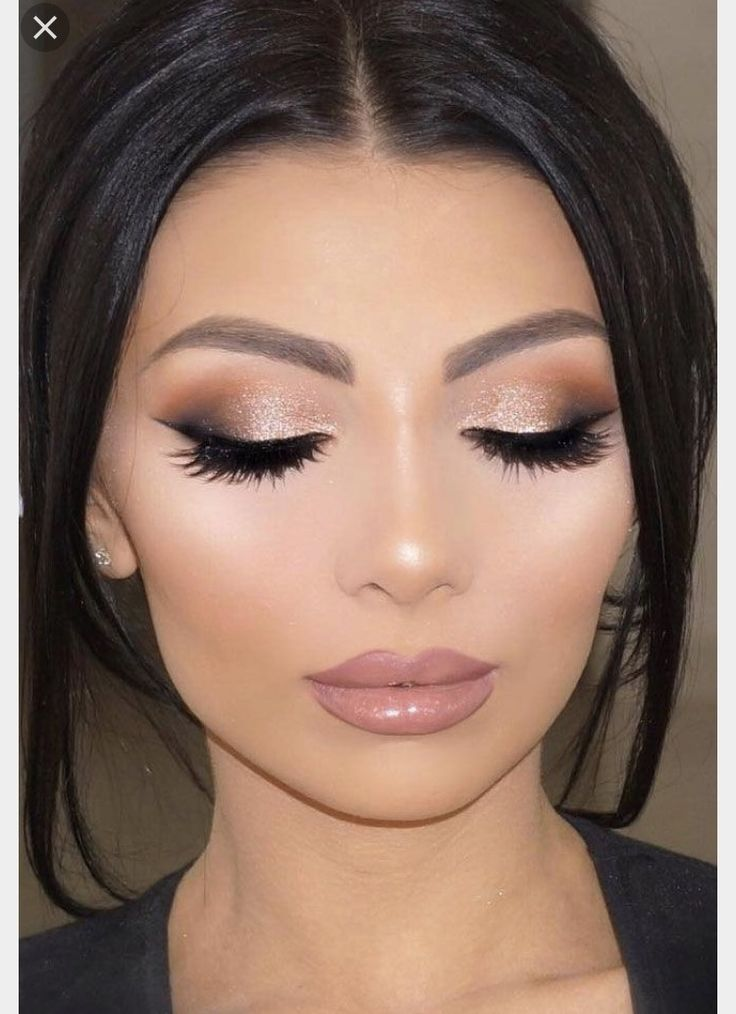 Pin by Rita Borg Gregorio on cosmetics | Prom makeup looks ...