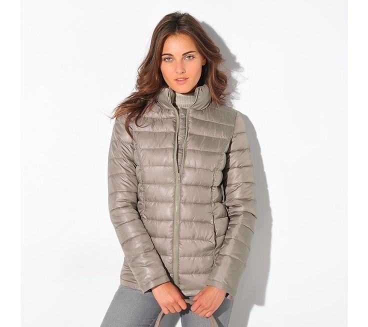 Ľahká prešívaná bunda, krátka | blancheporte.sk #blancheporte #blancheporteSK #blancheporte_sk #zimnákolekcia #zima