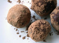 The kids better get ready for some truffle rolling!