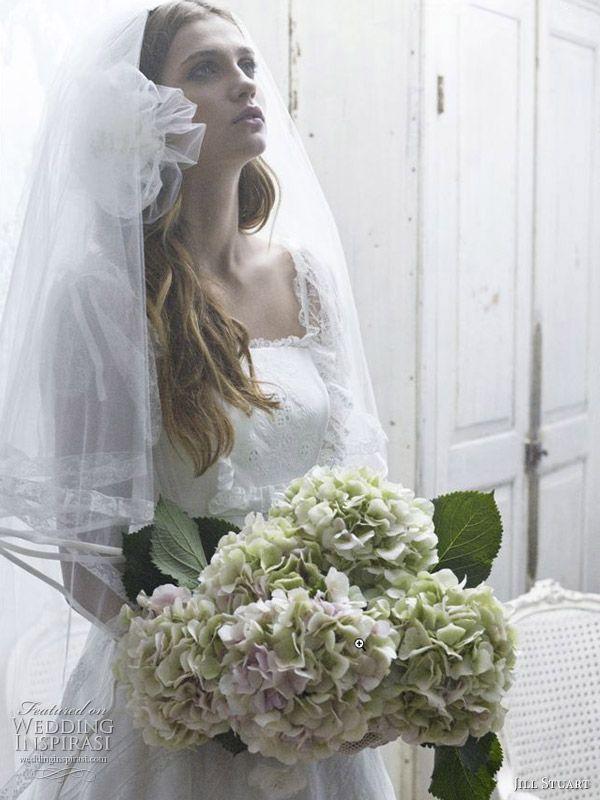 Romantic Wedding Dresses by Jill Stuart | Wedding Inspirasi