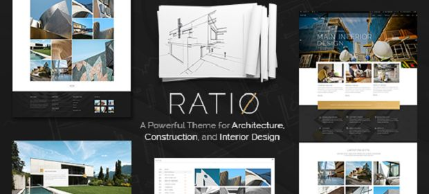 Ratio – Tema WordPress Responsive