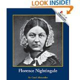 Florence Nightingale: One of the topics included in the Informational Text Structures for 3rd Grade by The Teacher Next Door. Amazon Books