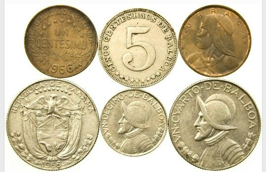 Panama uses US currency but has their own coins they use in addition to US coins.