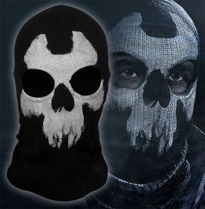 Call of Duty : Ghosts COD Alex Johonson's Skull Mask Balaclava Cosplay