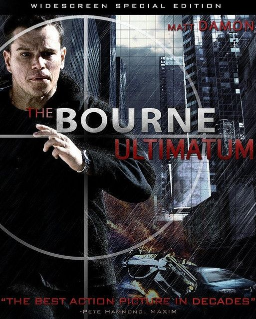 Watch The Bourne Ultimatum (2007) Full Movies (HD quality) Streaming