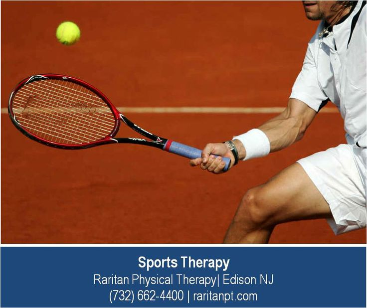 http://raritanpt.com/sports-specific-physical-therapy – Tennis players come to Raritan Physical Therapy for a variety of elbow, wrist, knee and ankle injuries  or to enhance overall performance. We work with athletes from all sports  on injury rehab, future injury prevention and performance enhancement. We are recognized as the leading sorts therapists in Edison NJ.