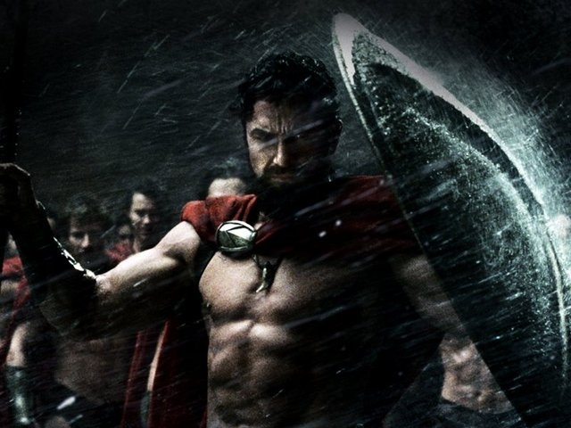 300  awesome movie! not all historically accurate...but good movie none the less!