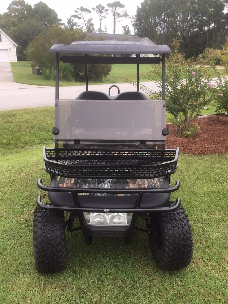 1000 Images About Club Car Golf Cart Diy Mods On Pinterest