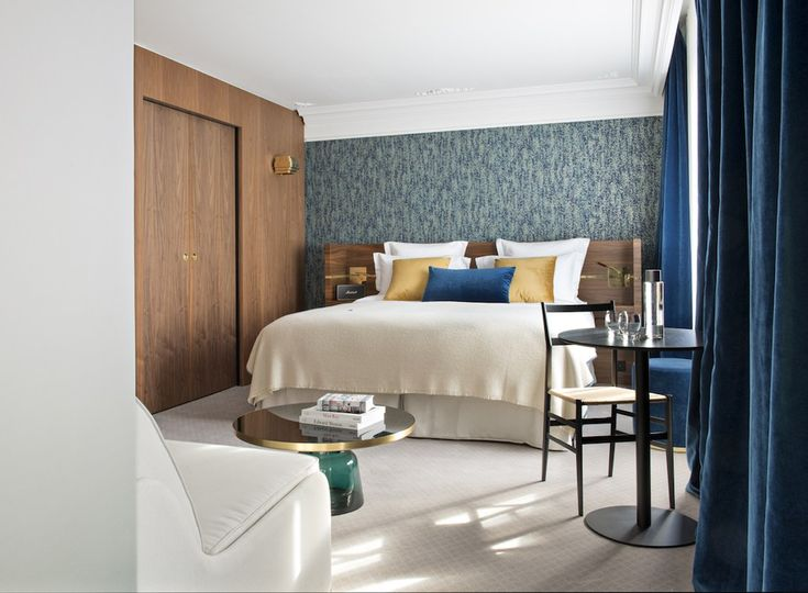 Three new paris hotels with heated pool maison breguet parister and laz hotel