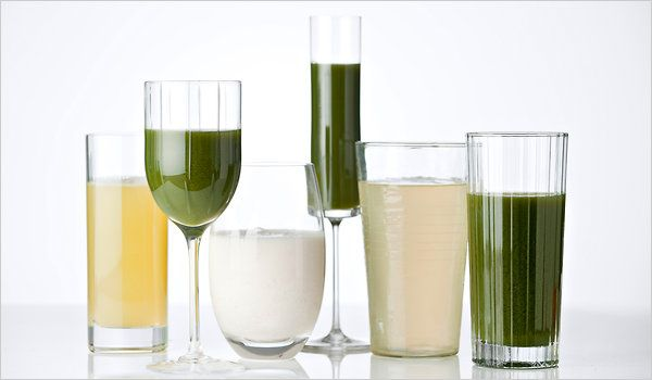 The Juice Cleanse - by Judith newman New York Times