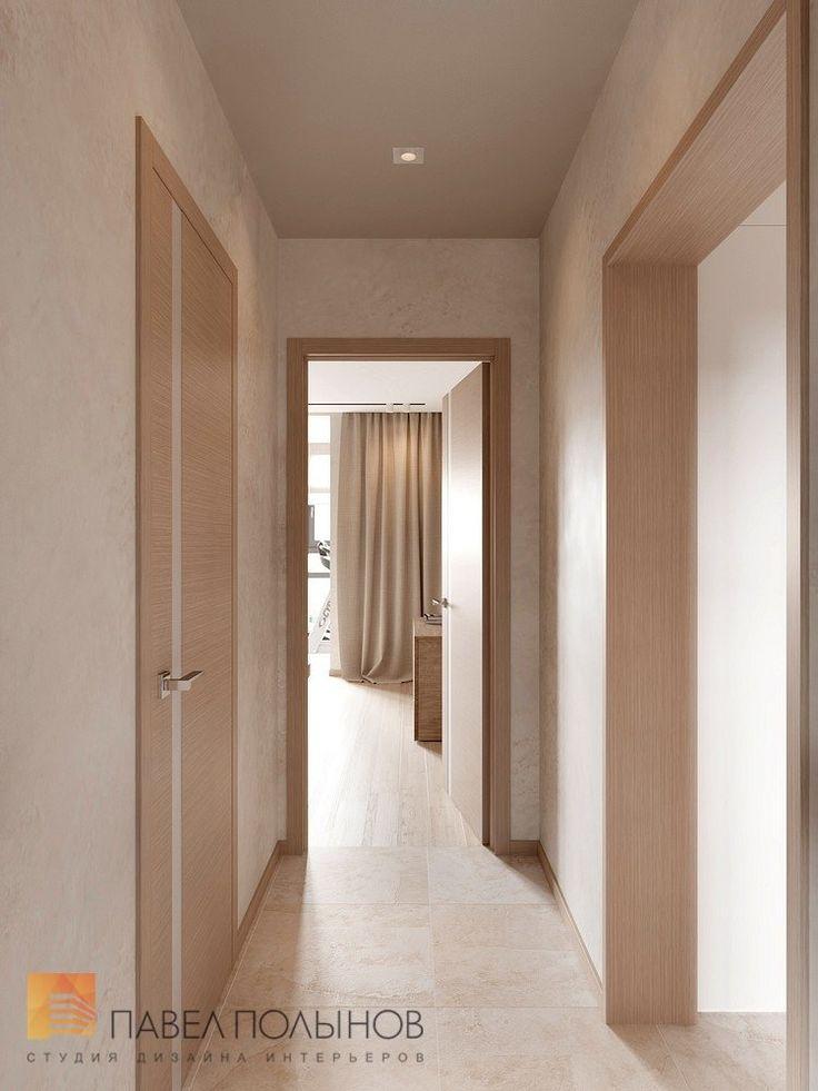 Фото холл из проекта «Дизайн-проект квартиры 72 кв.м., ЖК «Дом на Выборгской», современный стиль»