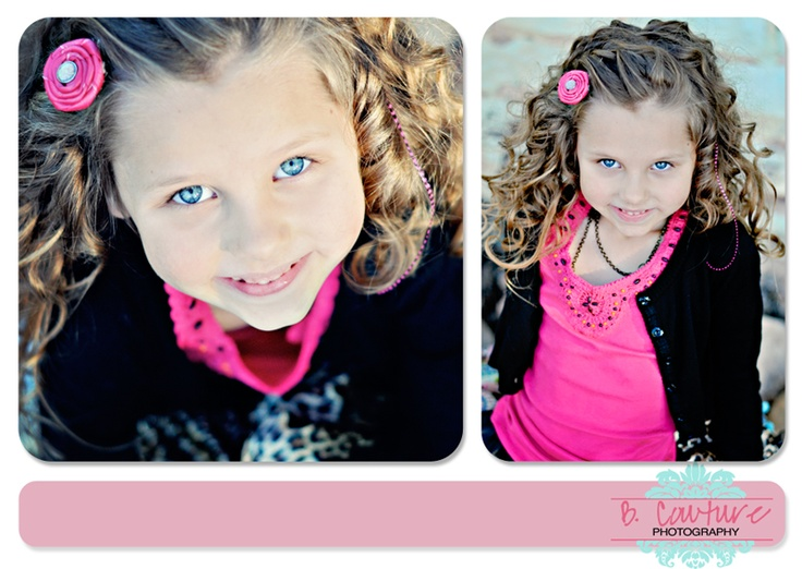 Cute curls with twists (b.couture photography) instagram.com/...