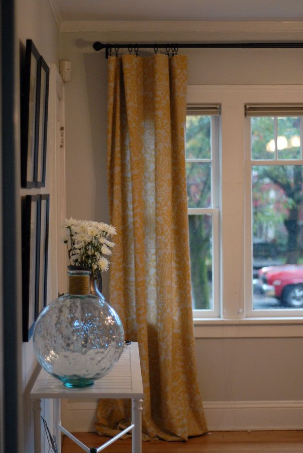 17 best images about hanging curtains on pinterest