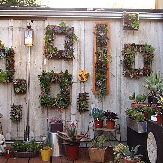 Wonderful website full of great ideas for home & garden