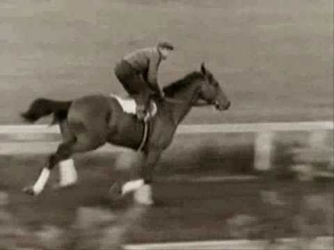 seabiscuit tribute actual footage