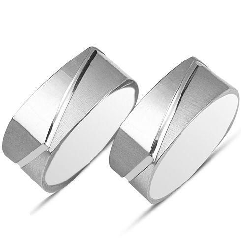 Sade Söz Yüzükleri - 925 ayar gümüş çift sade model söz yüzükleri. / http://www.yuzuksitesi.com/sade-soz-yuzukleri-10027 #yuzuksitesi #sozyuzukleri #satınal #sade #moda #trend