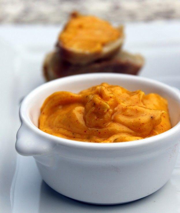Faire sa rouille pour la soupe de poissons… | Torchons & Serviettes
