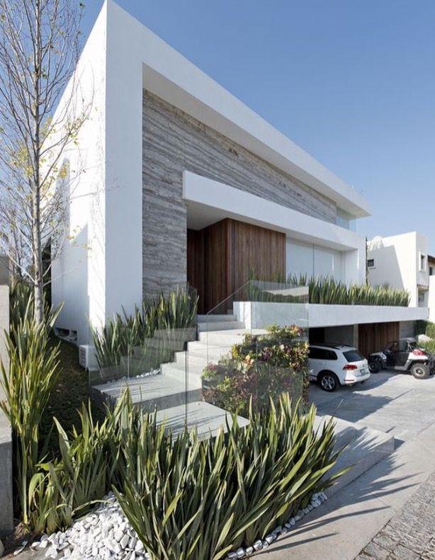 Minimalist Architecture, Architecture Design, Exterior Design, Beach House,  Facades, Plants