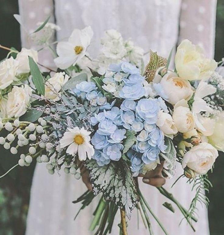 #WeddingBouquet - ślubny bukiet na Instagramie , fot. Instagram/weddingdream, fot. @larahotzphotography