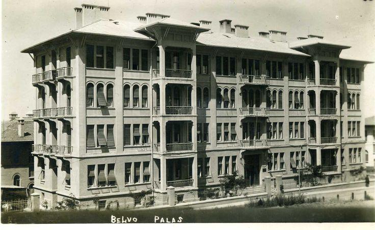 Ankara, Evkaf Apartmanları