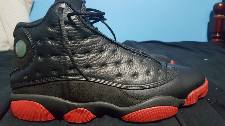 I got these Jordan 13's today at Plato's Closet for cheap but are these real?