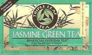 Jasmine green tea, Green teas and Jasmine on Pinterest