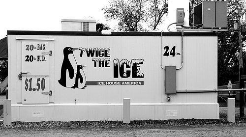 Twice the Ice - Ice House America. Cordele, Georgia USA | Flickr - Photo Sharing!