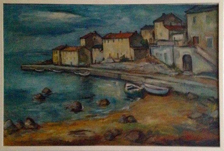 Zuid Frankrijk - Collectie: Joke Schipper