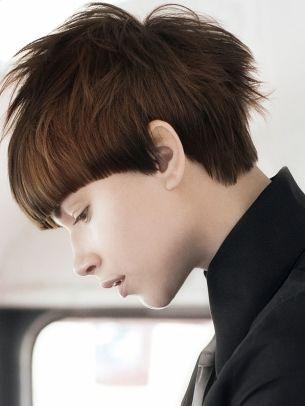 coarse short hair - Google Search