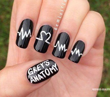 nail inspiration  squoval nails nail shapes squoval